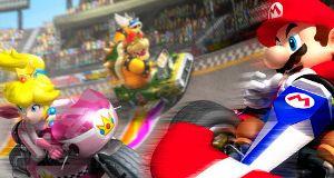 Kåret den beste Mario Kart-banen