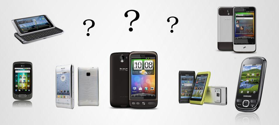 Bruker du internett på din smarttelefon?