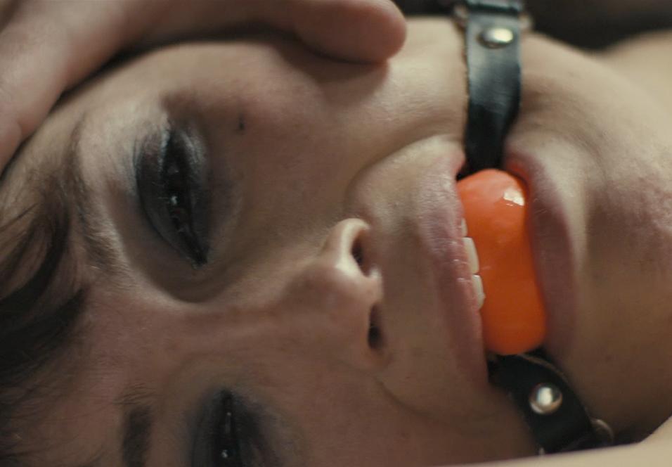 Gemma Arterton i The Disappearance of Alice Creed.