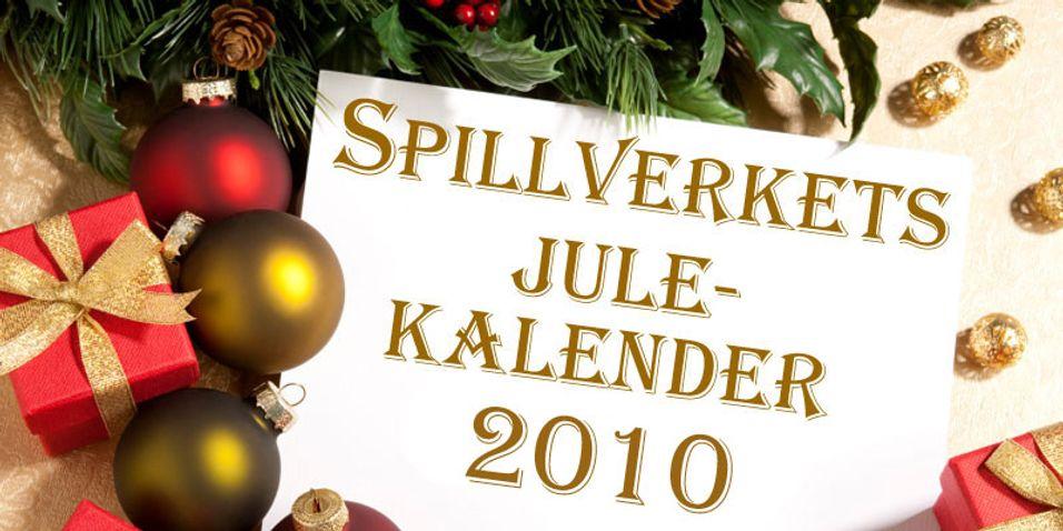 KONKURRANSE: Julekalender 2010 – 21. desember