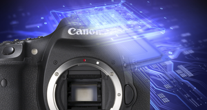 Ny firmware til Canon EOS 7D