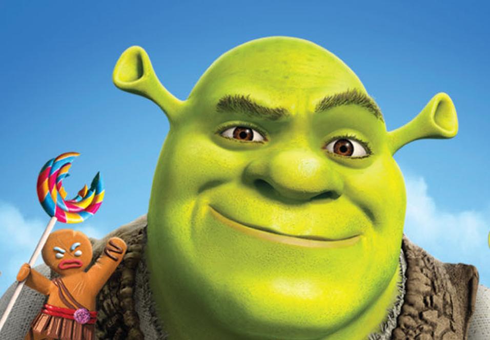 Shrek Forever After.
