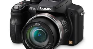Test: Panasonic FZ45