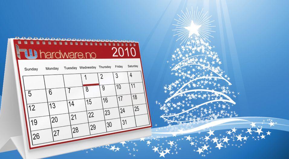 KONKURRANSE: Julekalender 2010 - luke 1