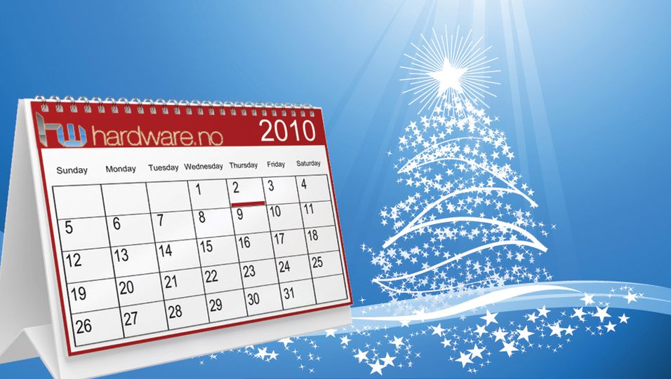 KONKURRANSE: Julekalender 2010 - luke 2