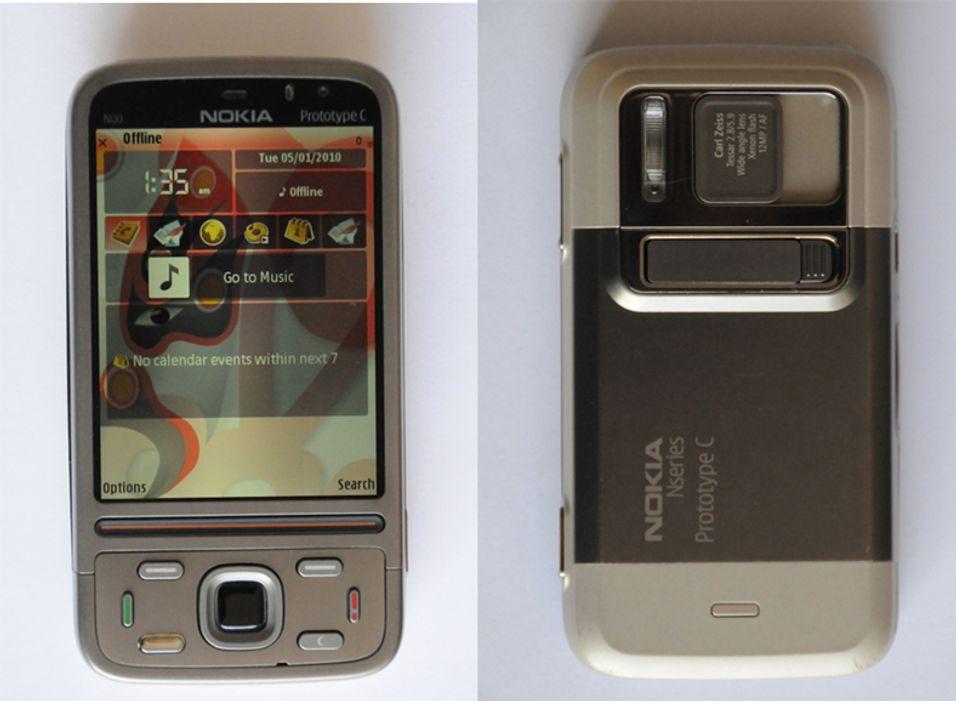 Er dette Nokias kommende tilskudd til skyvetelefoner?