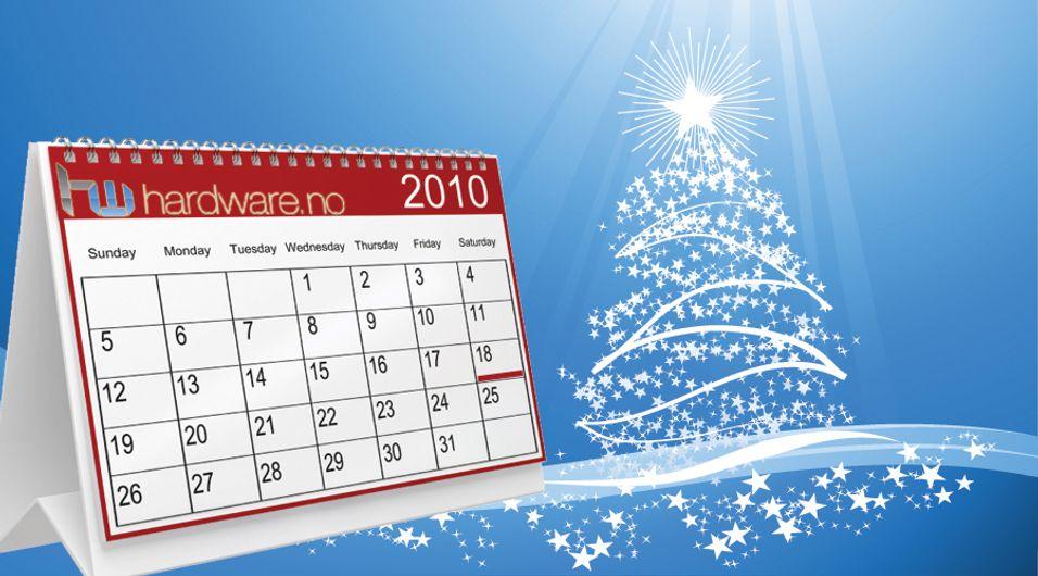 KONKURRANSE: Julekalender 2010 - luke 18