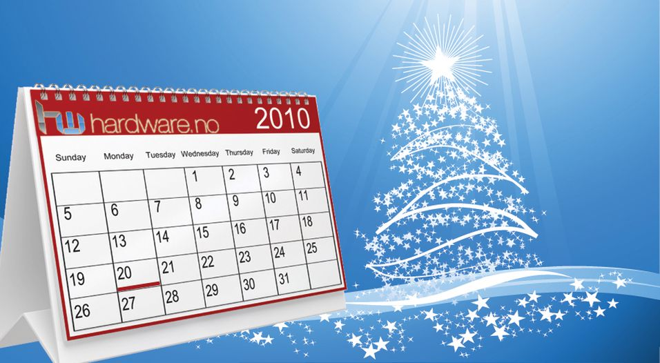KONKURRANSE: Julekalender 2010 - luke 20