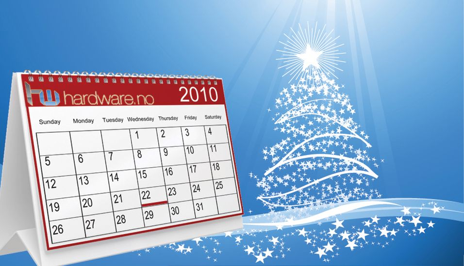 KONKURRANSE: Julekalender 2010 - luke 22