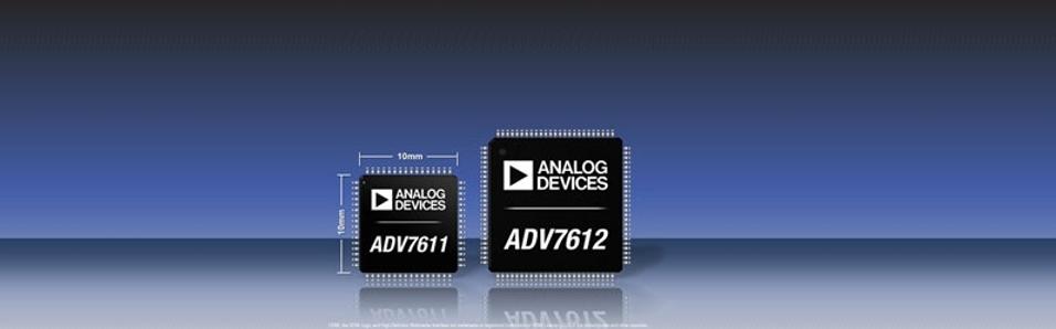 Analog Devices fornyer seg