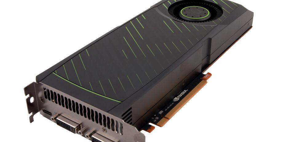 TEST: Nvidia Geforce GTX 570