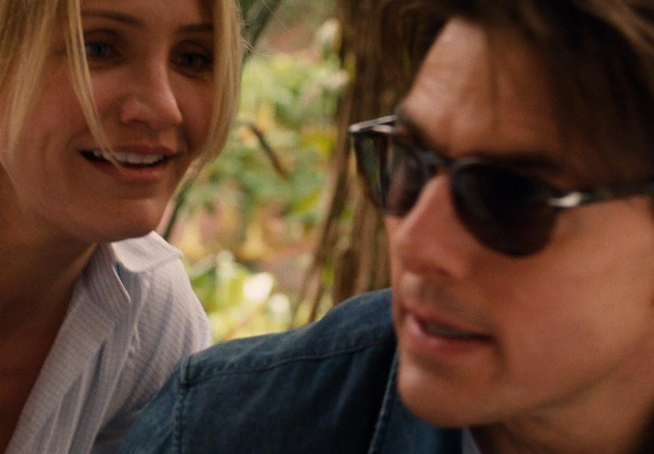 Cameron Diaz og Tom Cruise i Knight and Day.