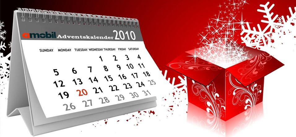 Adventskalender 2010 - Luke 20