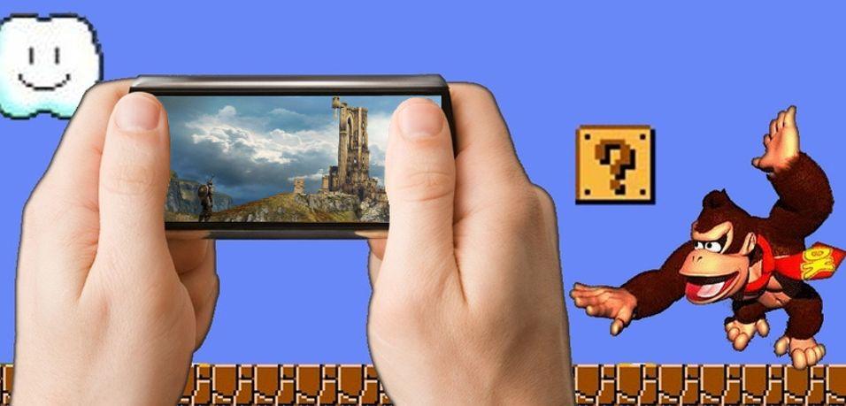TEST: Helg - Spill: Android og Iphone