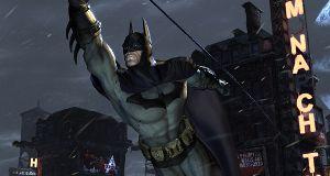 Batman vs Dr. Hugo Strange