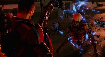 Redd jorda i Mass Effect 3