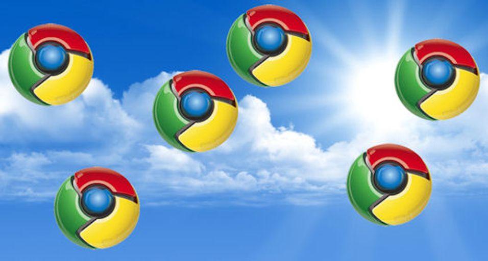 TEST: Chrome 8.0