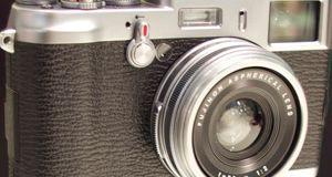 Fujifilm letter på sløret