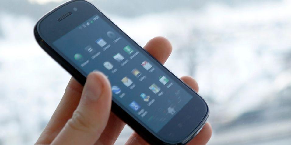 SNIKTITT: Samsung Nexus S
