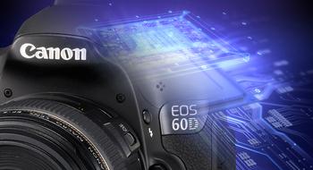 Ny firmware til EOS 60D