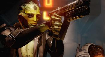 Mass Effect 2 får bedre grafikk på PS3