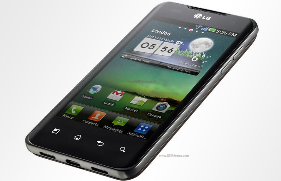 LG skal løse Optimus-problem