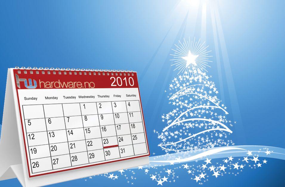 KONKURRANSE: Julekalender 2010 - luke 23
