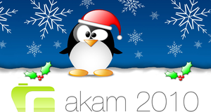Akams julekalender, lille julaften