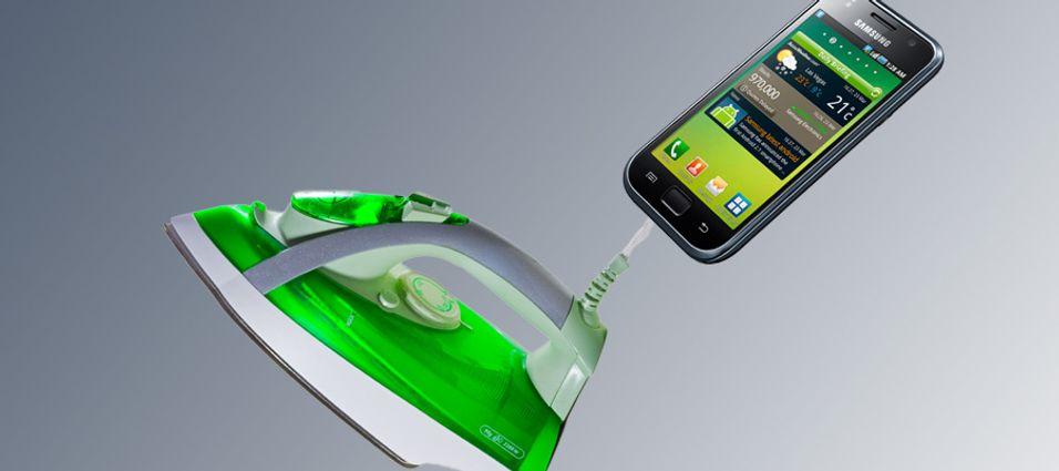 Galaxy S-salget går strykende