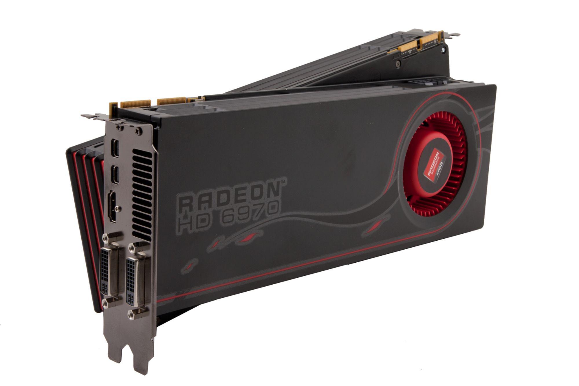 TEST: AMD Radeon HD 6970 & HD 6950 Crossfire