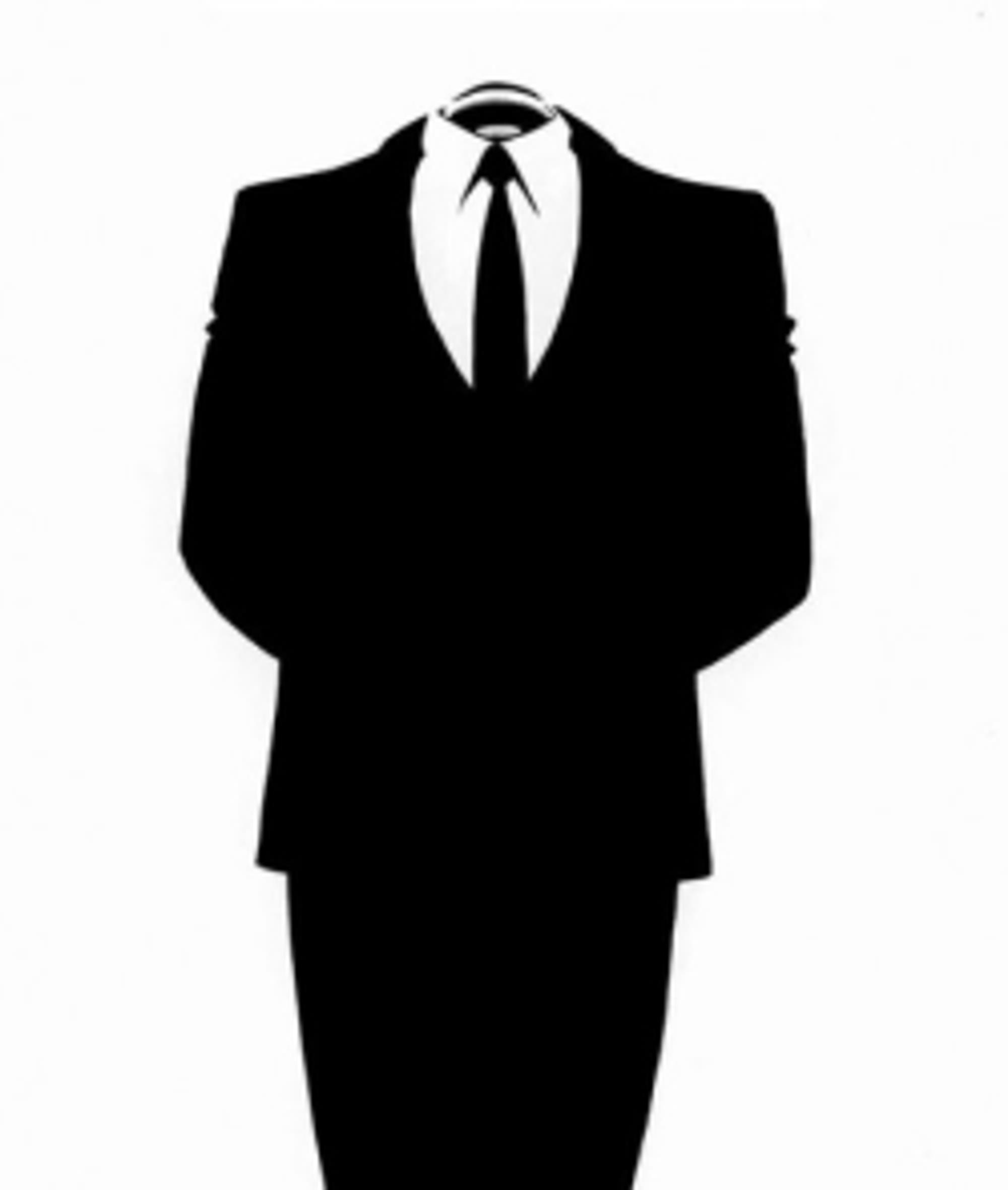 Logoen til Anonymous