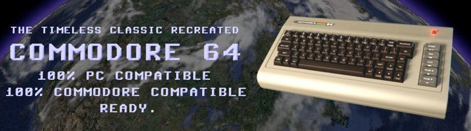 Commodore 64 gjenoppstår