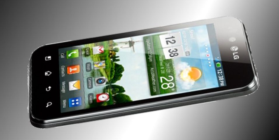 LG Optimus Black er lansert