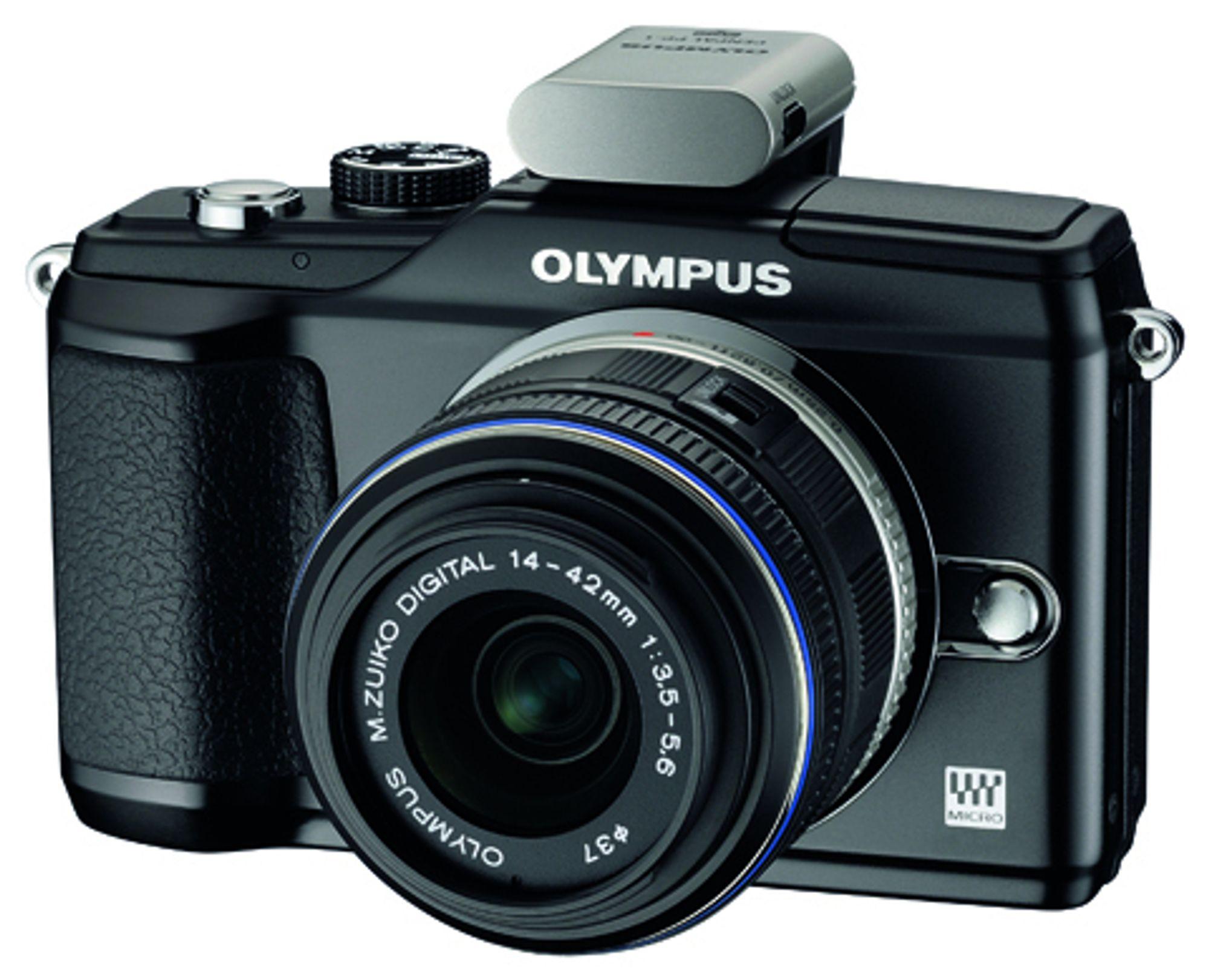 Olympus har annonsert E-PL2, som er det fjerde kameraet i PEN-serien.
