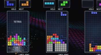 Spill Tetris på TV