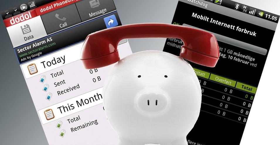 Hva koster mobilen deg?