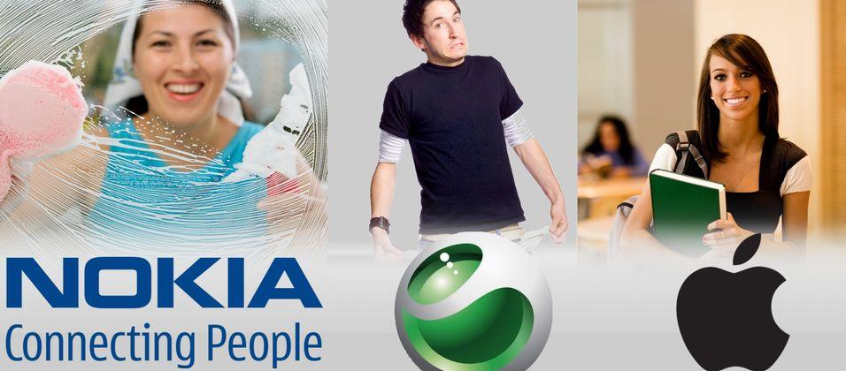 – Arbeidsledige vil ha Sony Ericsson