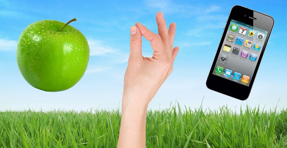 Neste Iphone uten hjem-knapp?