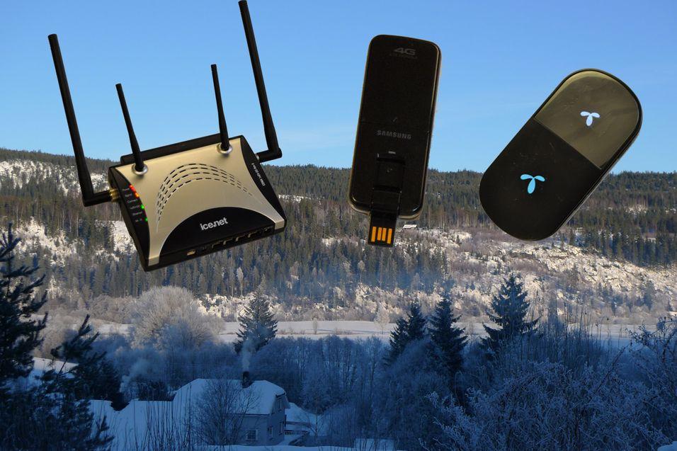 TEST: Del 1: Norges beste 3G-modem