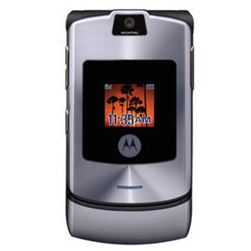TEST: Stylet utgave av Motorola Razr V3