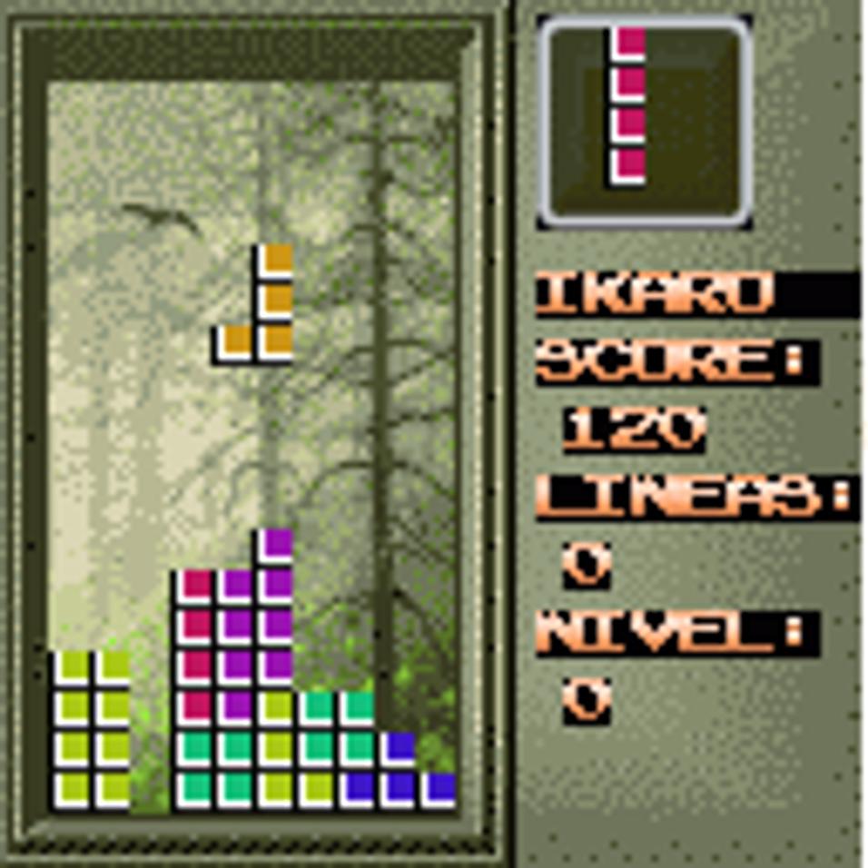 Ikatris - Tetris