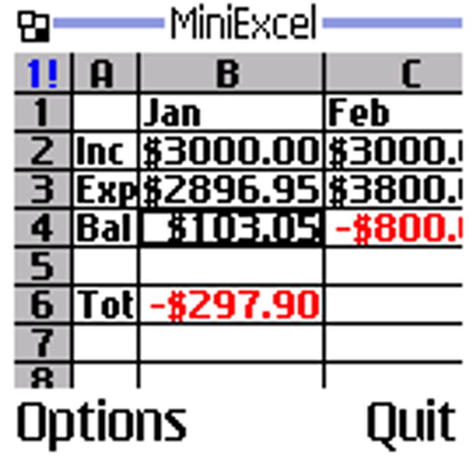 MiniExcel version 1.5