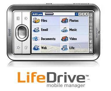 Lifedrive mobile manager update 2.0