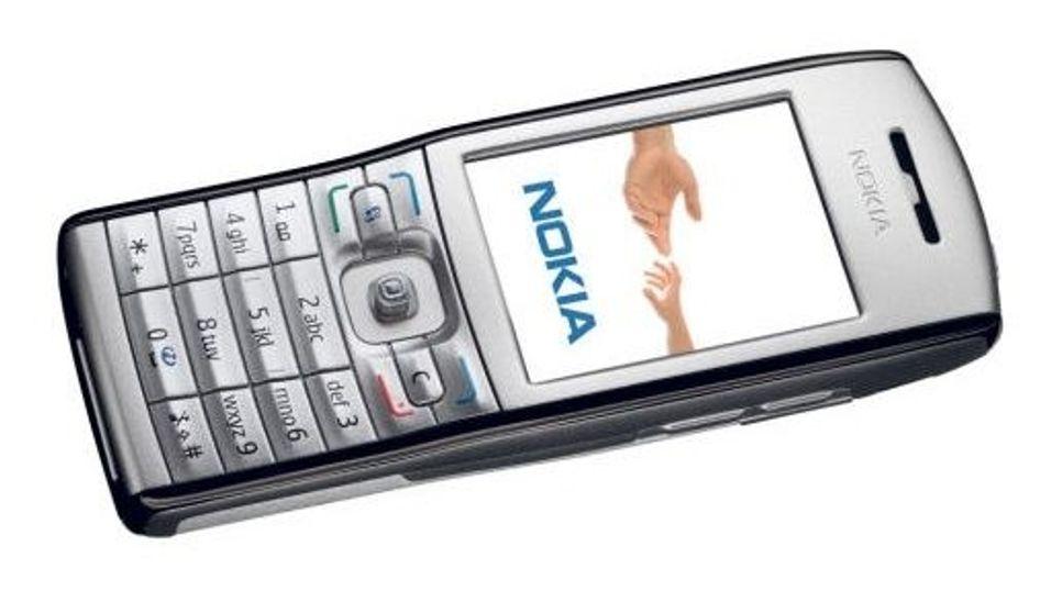 Nokia E50 - Brukerhåndbok