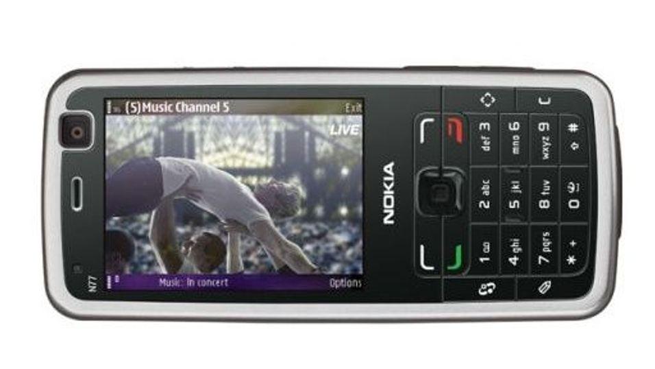 Nokia N77 - Brukerhåndbok
