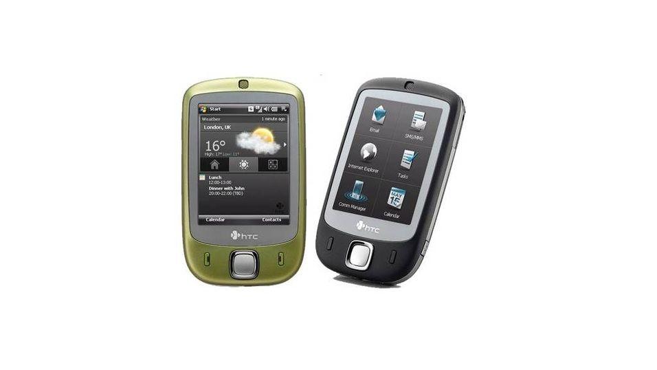 HTC Touch - Brukerhåndbok