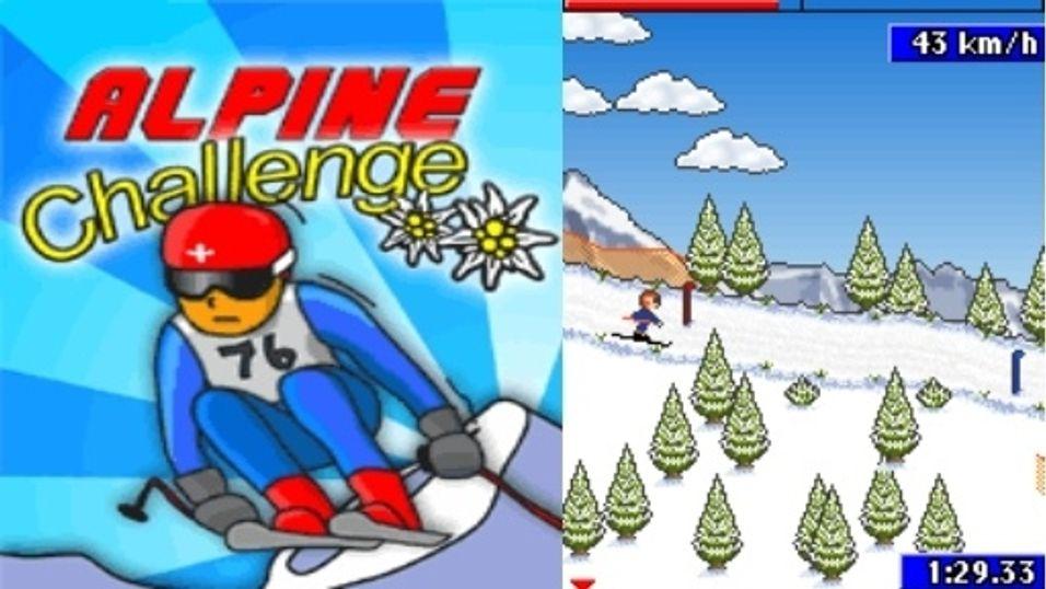 Alpine Challenge 1