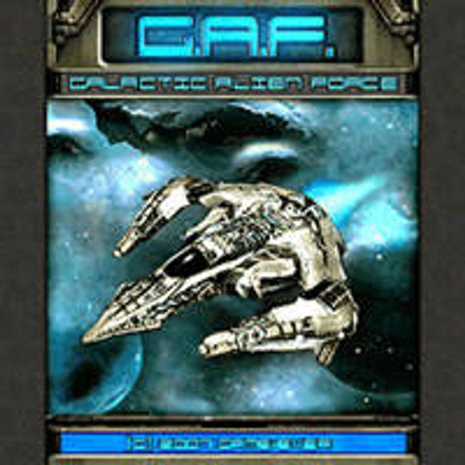 Galactic Alien Force