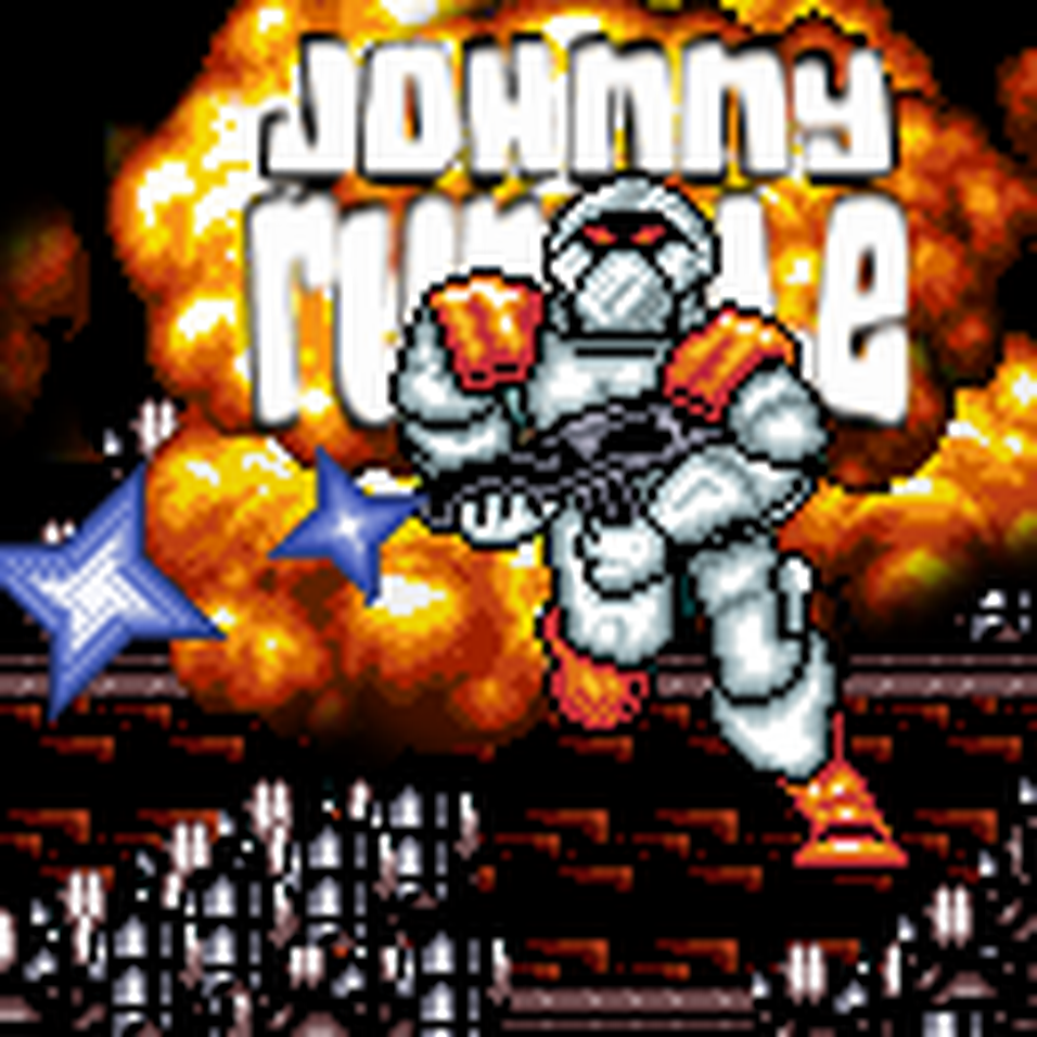 Johnny Rumble