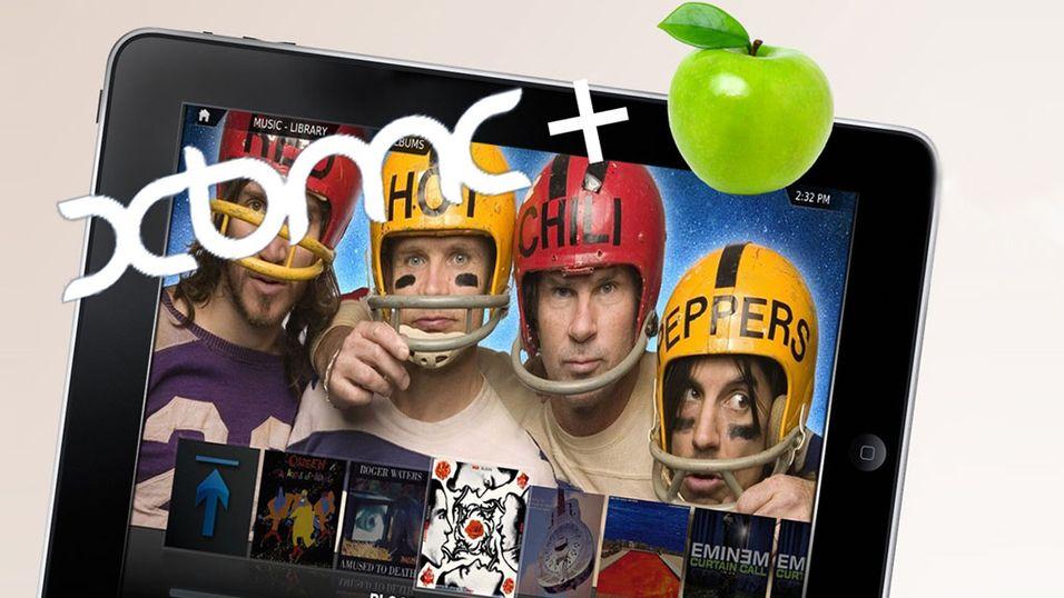 Nå er XBMC på iPad og iPhone